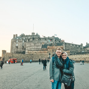 Once Upon a Time in Edinburgh