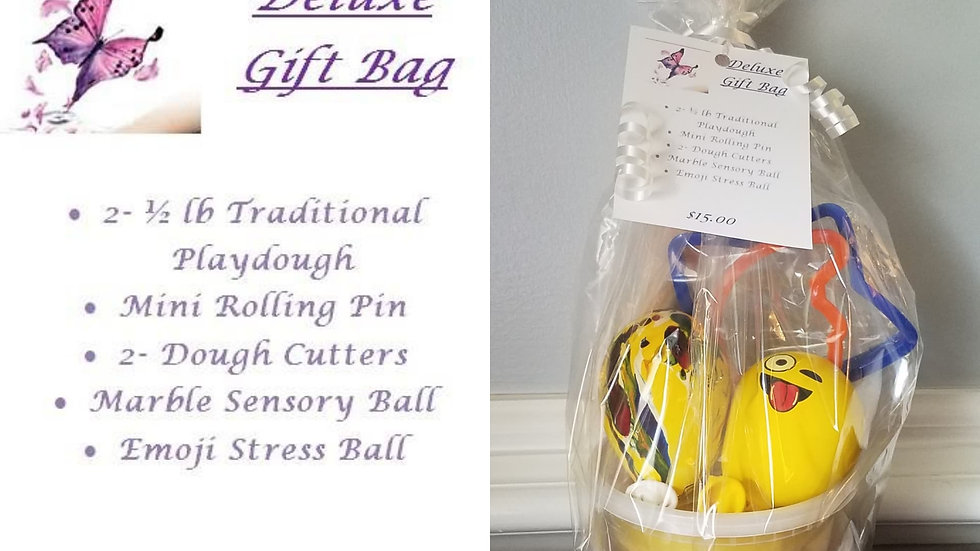 Traditional Deluxe Gift Bag