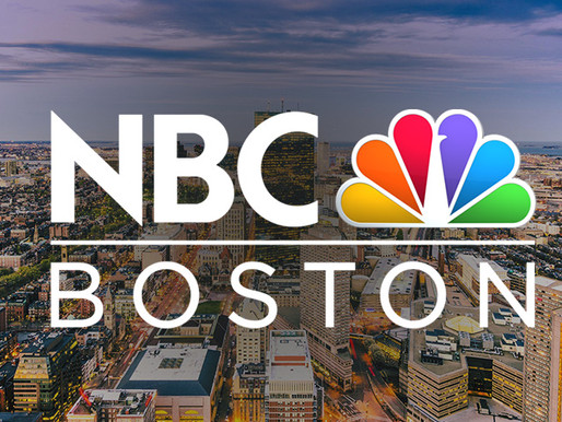 Alison King of NBC NECN gets reactions to Biden-Harris  All-Female Communications Team