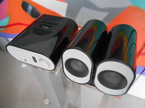 Integrado PEACHTREE Music Box + Caixas mB3
