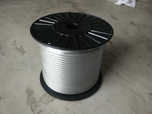 Black Silver V Interconnect (1m)