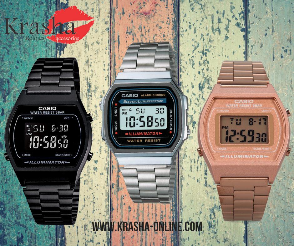 a2018be96ad3 Krasha Relojes y Accesorios