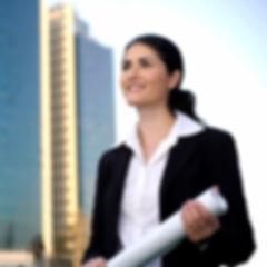 Mulher Visão de Negócio