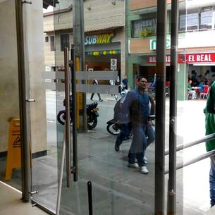 Instalación Entidad Bancaria fuera de Bogotá.