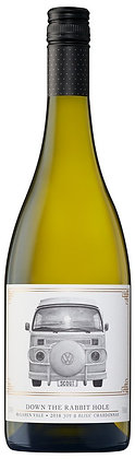 A picture of Down The Rabbit Hole - Joy & Bliss Chardonnay