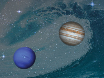 Jupiter in Fische - We are all in this together