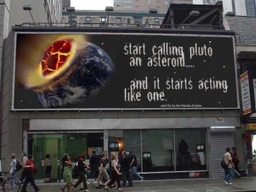 Pluto – kein Planet mehr?!