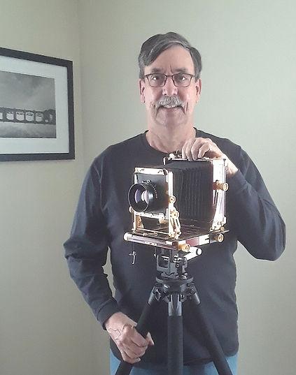 Bob Gray and Camera