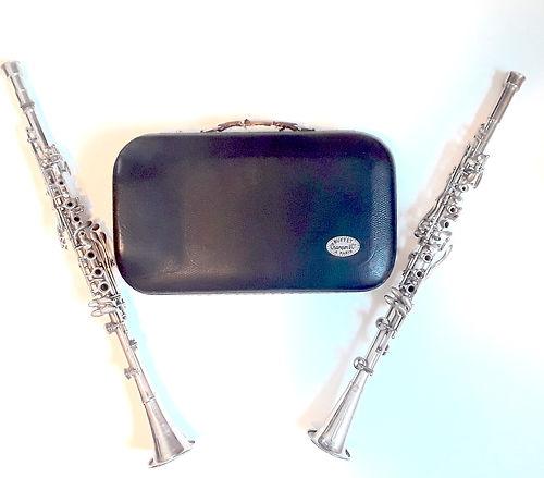 Buffet and Metal Clarinets.jpg