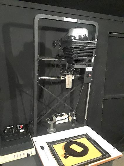 Darkroom and Camera