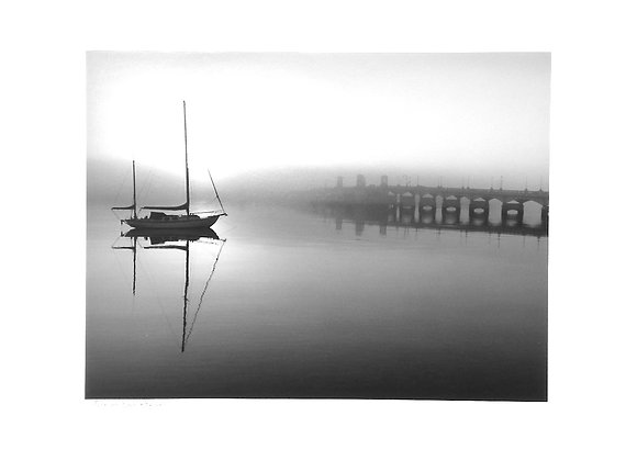 Florida Boat and Bridge