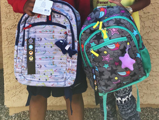 Empowered Through Backpacks