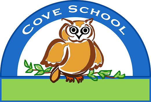 Cove school pto beverly ma logo