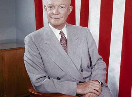 September 2020: Firm progress for my Eisenhower-ET book