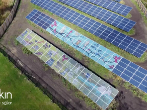 SolarSkin Inspires Innovative K-12 Solar Project