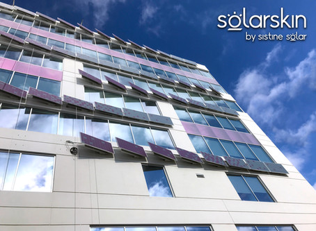 Reimagining the world of architecture with SolarSkin