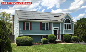 does solar increase home value, solar panel roi, solar panels add to resale value, aesthetic solar panels, Redfin solar home value