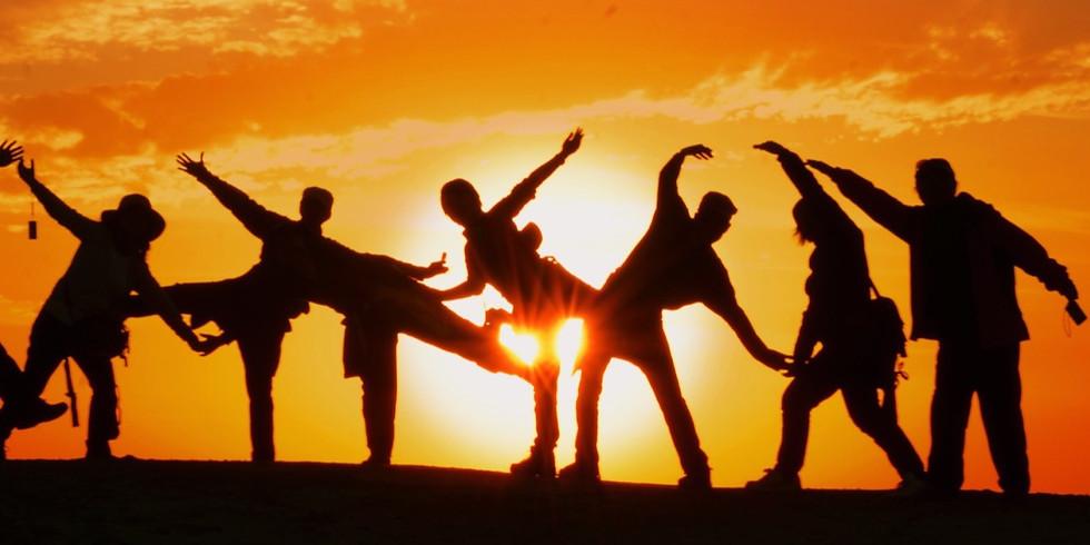 Sue Rickards 5Rhythms TUESDAY Dance Class 19.00-20.30 UK/BST