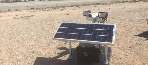 Vector Installs VANTAGE Aircraft ID System at Tucson International Airport (TUS)
