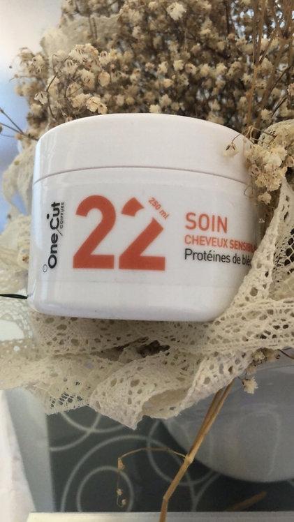 Soin Cheveux Sensibilisés N°22