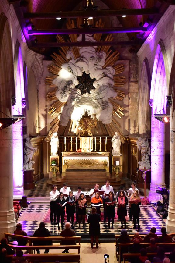 """Concert de Noël """"Chantez-Leu"""""""