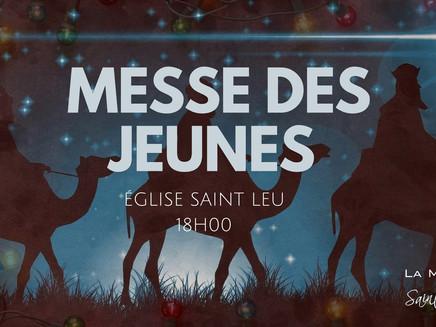 Messe des jenes du 7 Janvier