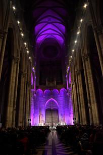 """""""Salvation Run"""" à la cathédrale"""
