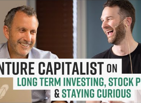 Discussion with Venture Capitalist, Financial Industry Entrepreneur & Bitcoin Bull Howard Lindzon