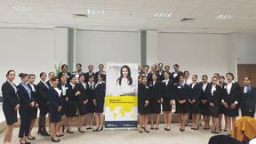 Cabin Crew Recruitment for Kuwait Airlines held at Tunisia