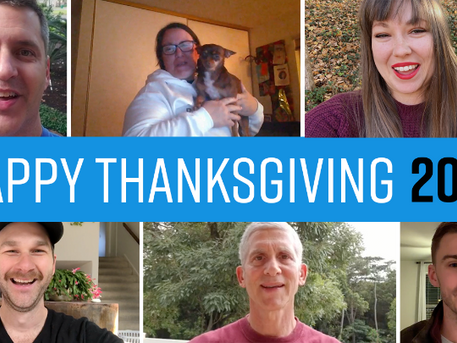 Happy Thanksgiving from Real Life Trading