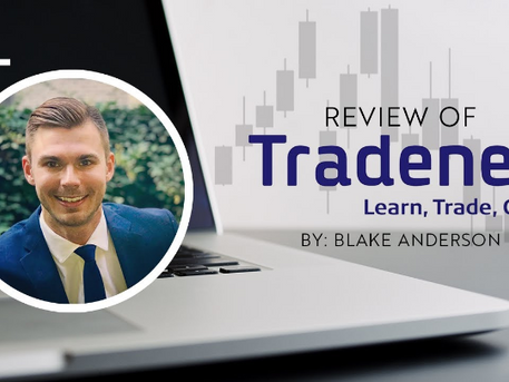 Review of Tradenet #1: By Blake Anderson of Real Life Trading