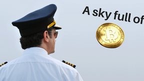 Can Pilots be Paid in Bitcoin?