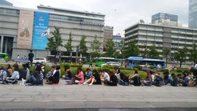 MECCTI recruiters take a trip to South Korea