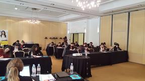 MECCTI organizes 1st recruitment event in Lyon, France