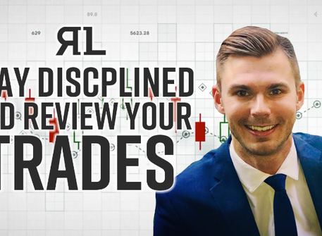 How to Stay Disciplined and Review Trades with Blake Anderson