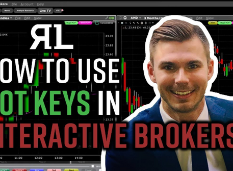 How to Use Hot Keys in Interactive Brokers