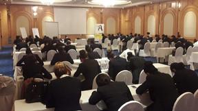 MECCTI organizes large event in Tunis, Tunisia