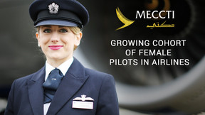 Growing Cohort Of Female Pilots In Airlines