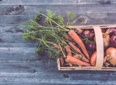 Eating the rainbow & food diversity