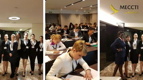 Multinational Cabin Crew Recruitment event in Barcelona – by MECCTI