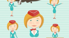 Is it hard to become a flight attendant?