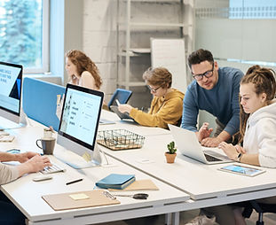 people-working-in-front-of-the-computer-