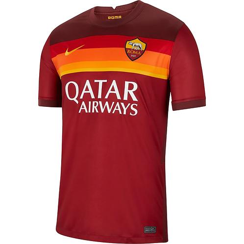 2020-2021 Roma Home Football Shirt