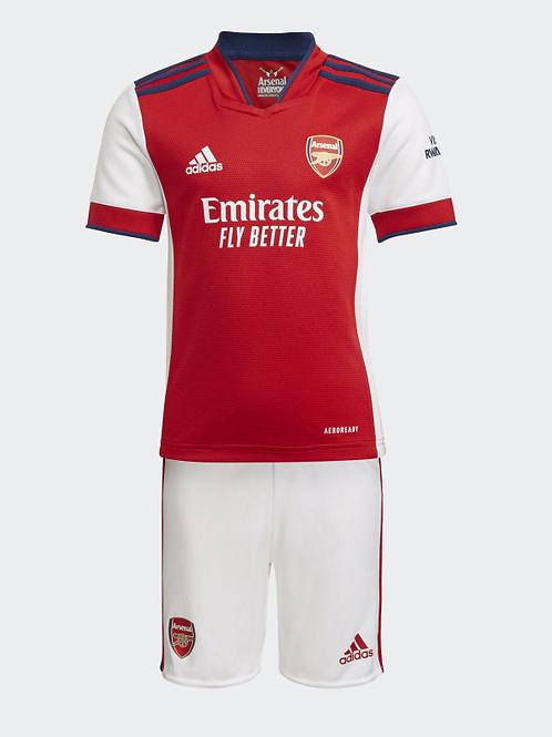 2021-2022 Arsenal Home Kid's Football Kit