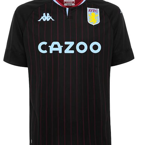 2020-2021 Aston Villa Away Football Shirt