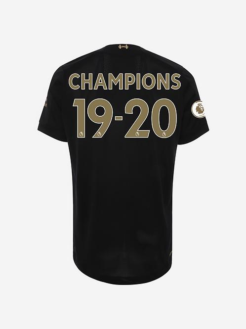 Liverpool 19/20 Champions Goalkeeper Shirt