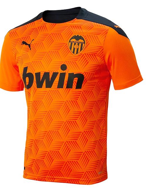 2020-2021 Valencia Away Football Shirt