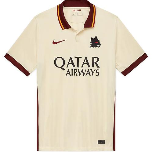 2020-2021 Roma Away Football Shirt