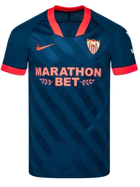 2020-2021 Sevilla Third Away Football Shirt
