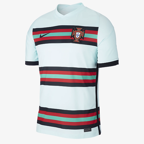 2021 Euros Portugal Away Football Shirt